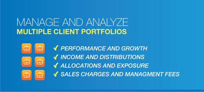 FundProfiler - Mutual Fund Portfolio and Analysis Tool
